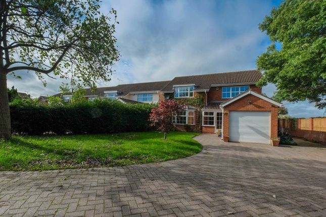 Thumbnail Detached house to rent in Orchard Way, Bubbenhall, Coventry