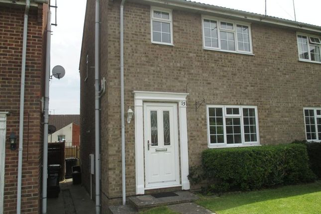 Thumbnail Semi-detached house to rent in Valley Close, Yeovil