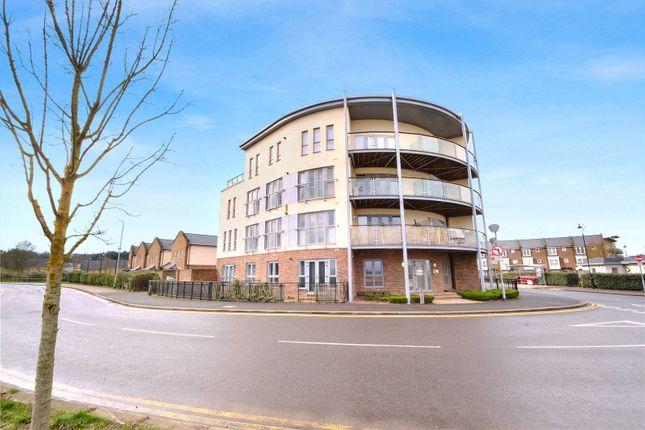 1 bed flat for sale in Liverymen Walk, Ingress Park, Greenhithe, Kent DA9