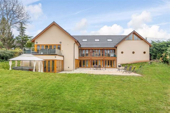 Thumbnail Detached house for sale in Lower Road, Llandevaud, Newport
