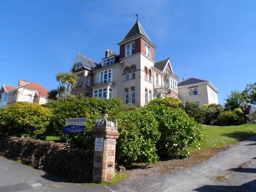 Thumbnail Hotel/guest house for sale in Chambercombe Park Road, Ilfracombe