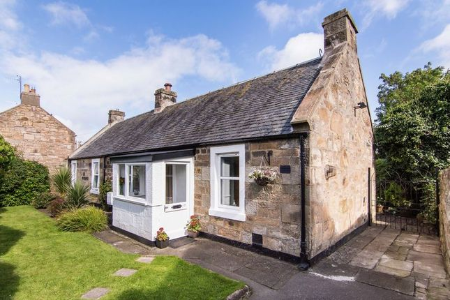 Thumbnail Detached bungalow for sale in Rose Cottage, 12 Baberton Avenue, Juniper Green, Edinburgh