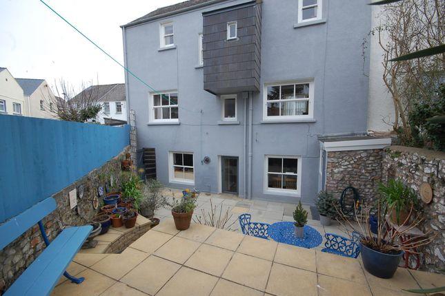 Thumbnail Semi-detached house for sale in Park Villa, Edward Street, Tenby
