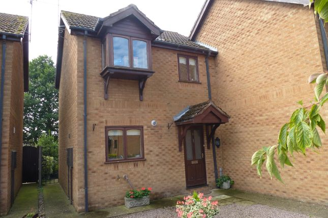 Thumbnail Semi-detached house to rent in Churchill Court, Long Sutton, Spalding