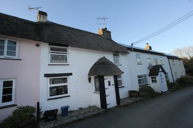 Thumbnail Terraced house to rent in Halford Cottages, Liverton, Newton Abbot