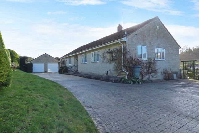Thumbnail Detached bungalow for sale in Mill Orchard, Fovant, Salisbury