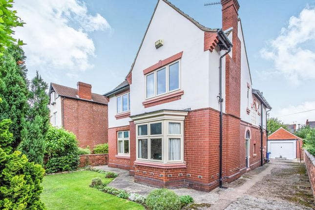 Thumbnail Detached house for sale in Axholme Road, Wheatley, Doncaster