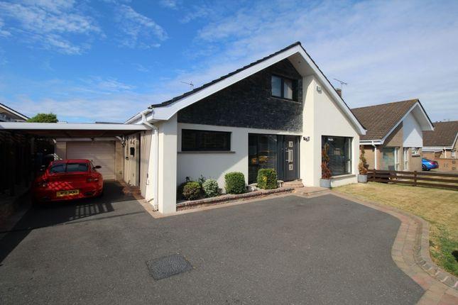 Thumbnail Detached house for sale in Brandon Grove, Bangor