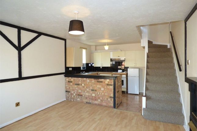 Thumbnail End terrace house to rent in Meadowbrook Close, Colnbrook, Berkshire