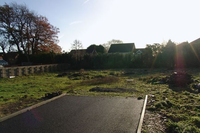 Thumbnail Land for sale in Davy Close, Louth