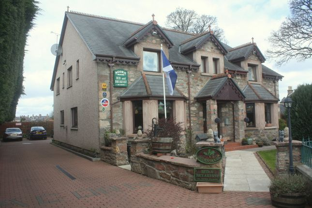 Thumbnail Detached house for sale in Acorn House, Inverness, Highland