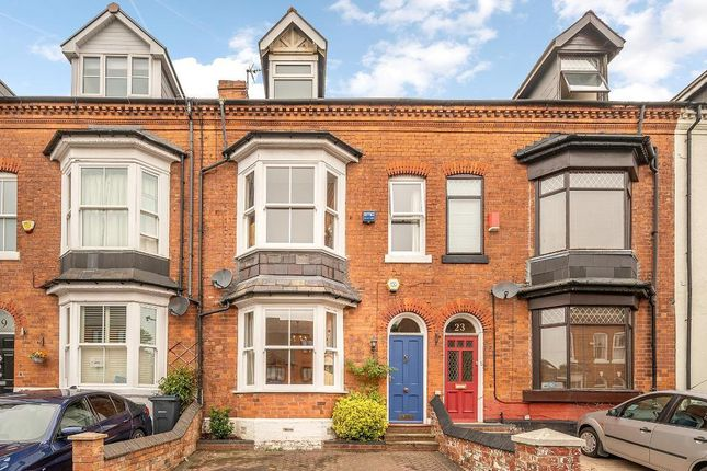 Thumbnail Town house for sale in Lonsdale Road, Harborne, Birmingham, West Midlands