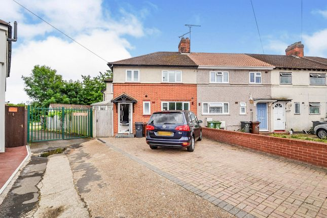 Thumbnail End terrace house to rent in Crescent Road, Dagenham