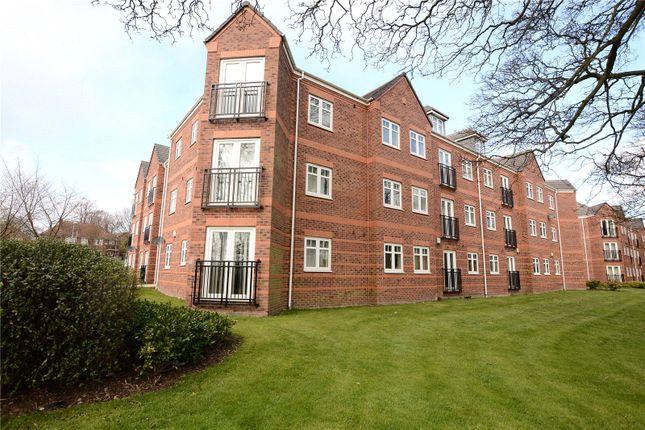2 bed flat to rent in Brackenhurst Place, Moortown, Leeds, West Yorkshire LS17