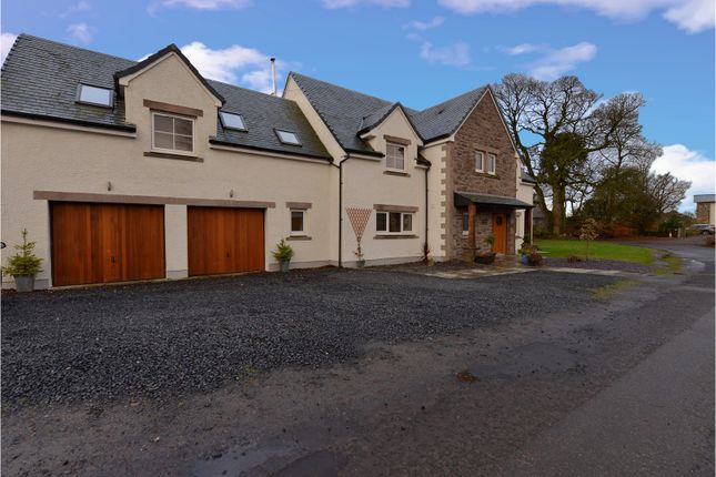 Thumbnail Detached house for sale in Crook Of Devon, Kinross