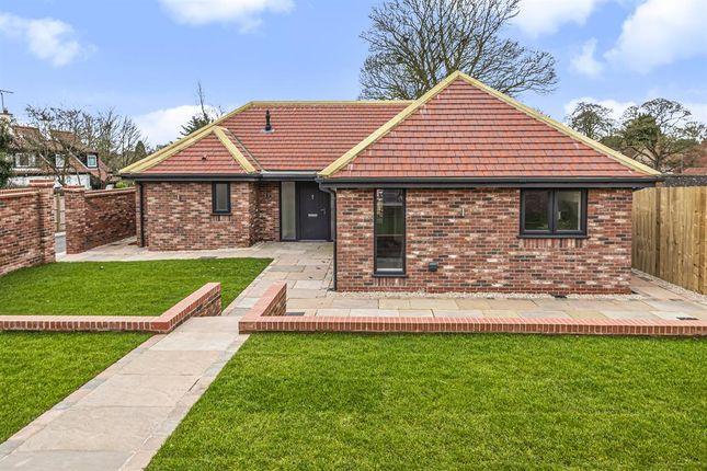 Thumbnail Detached bungalow for sale in Farrow Drive, Walkington, East Yorkshire