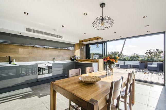 Thumbnail Flat for sale in Cubitt Apartments, 36 Chatfield Road, London