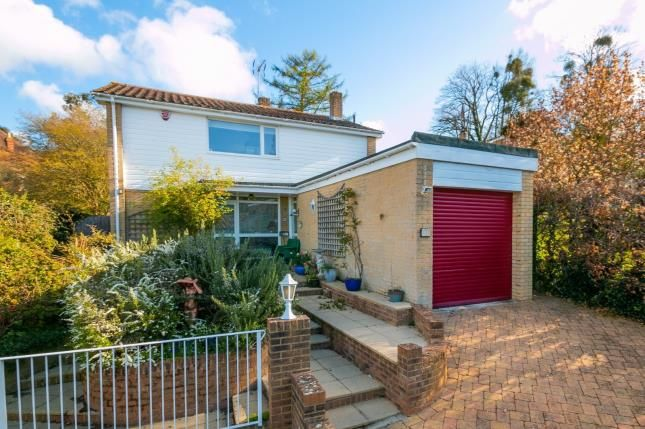 Thumbnail Detached house for sale in The Platt, Sutton Valence, Maidstone, Kent