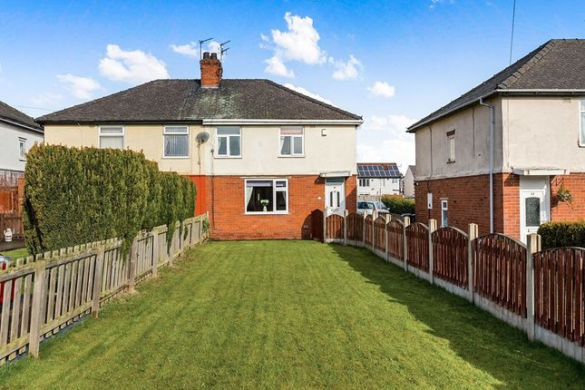 Thumbnail Semi-detached house for sale in Cemetery Road, Woodlands, Doncaster