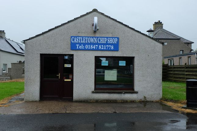 Thumbnail Detached house for sale in Traill Street, Castletown, Thurso