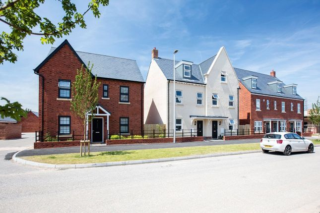 Thumbnail Terraced house for sale in Seabrook Orchards, Topsham Road, Topsham, Exeter, Devon