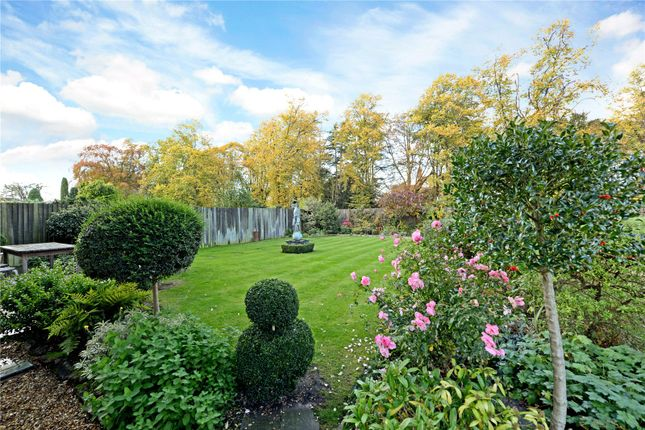 Formal Garden of Curzon Park South, Chester CH4