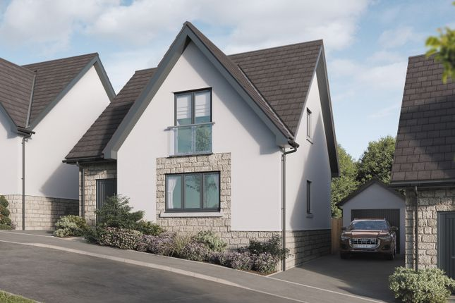 Thumbnail Detached house for sale in Wentwood Drive, Weston Super Mare