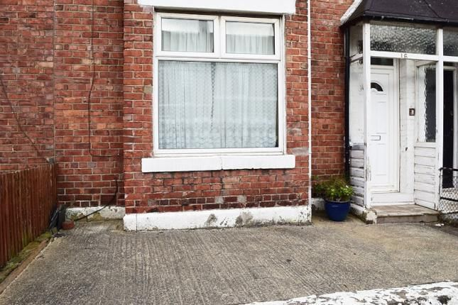 Thumbnail Terraced house to rent in Belle Grove West, Spital Tongues, Newcastle Upon Tyne