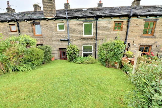 Thumbnail Terraced house for sale in Thorney Lane, Luddendenfoot, Halifax