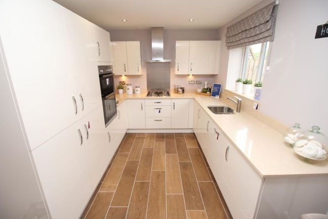 Thumbnail Detached house for sale in The Bramhall Scrooby Road, Harworth, Doncaster