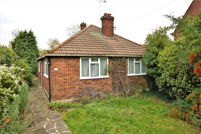 Thumbnail Detached bungalow for sale in Albany Road, Upper Belvedere, Kent