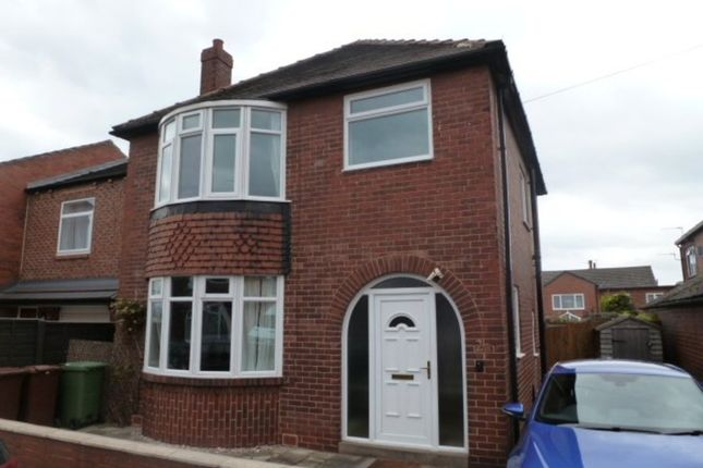 Thumbnail Detached house to rent in Regent Street, Horbury, Wakefield