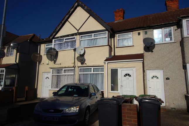 Thumbnail Terraced house to rent in Oval Road North, Dagenham