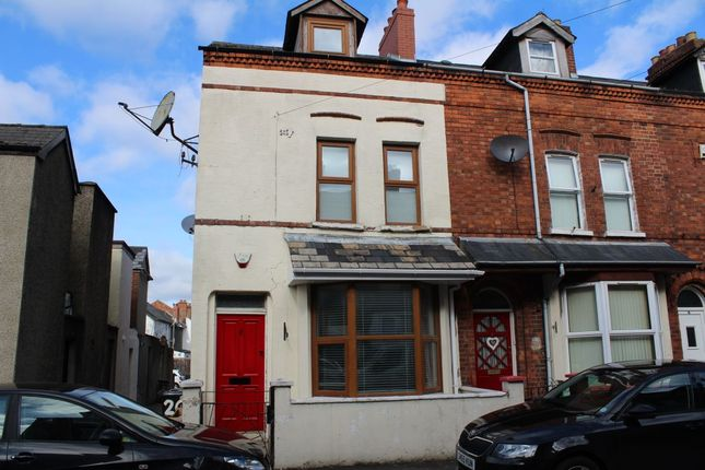 Thumbnail Terraced house to rent in Glenbrook Avenue, Belfast