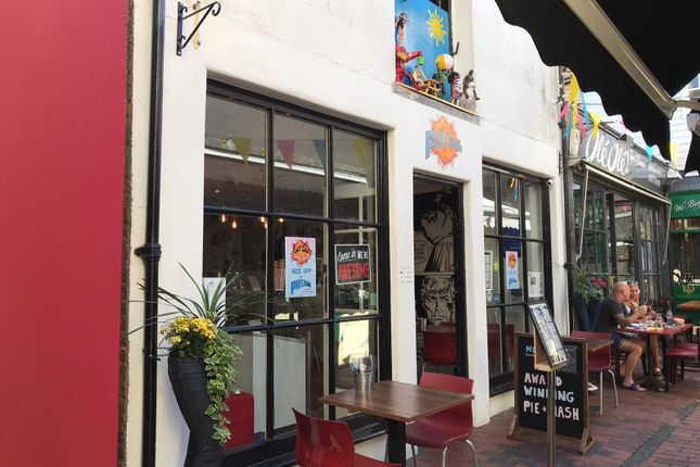 Thumbnail Leisure/hospitality to let in 41 Meeting House Lane, Brighton