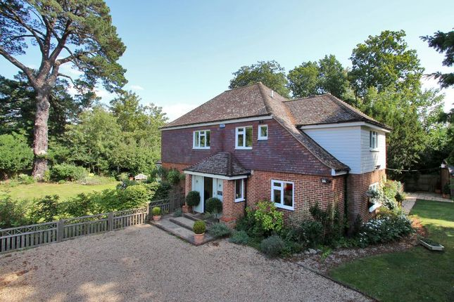 Thumbnail Detached house for sale in Waterloo Road, Cranbrook, Kent