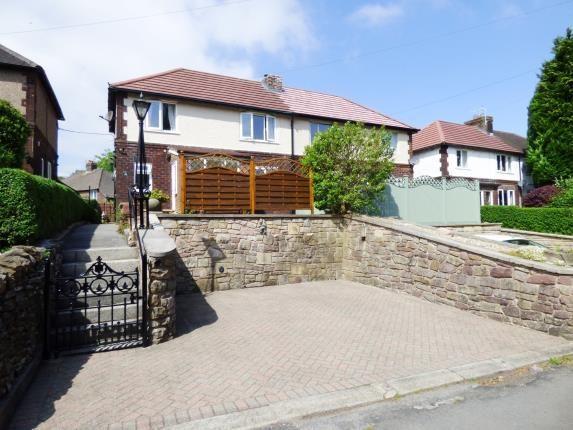 Thumbnail Semi-detached house for sale in Bowden Lane, Chapel-En-Le-Frith, High Peak