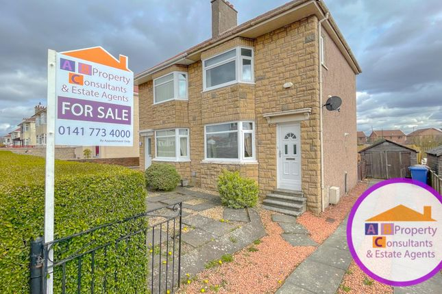 2 bed semi-detached house for sale in Sugworth Avenue, Garrowhill, Glasgow G69