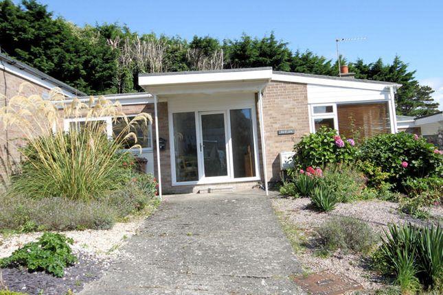 Thumbnail Semi-detached bungalow for sale in Treflan, Aberdovey, Gwynedd