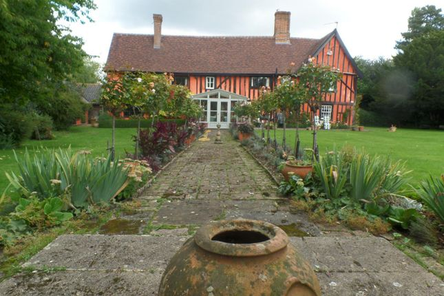 Thumbnail Property to rent in Moat Lane, Rougham, Bury St. Edmunds