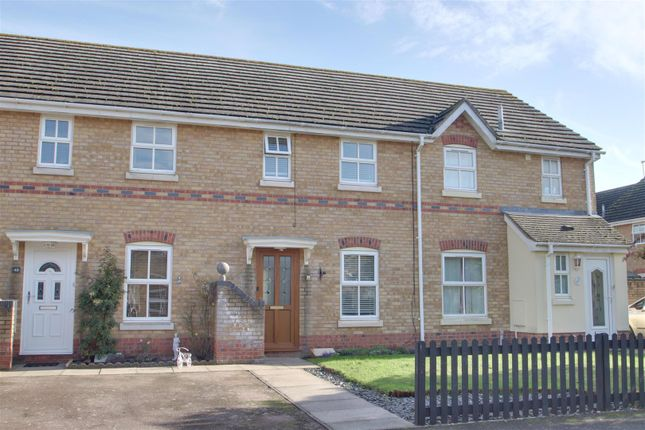 2 bed terraced house for sale in Elmers Lane, Kesgrave, Ipswich IP5