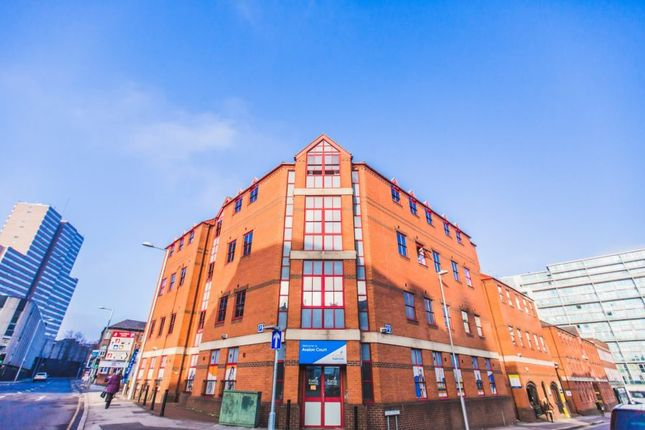 Thumbnail Flat for sale in Avalon Court Glasshouse Street, Nottingham