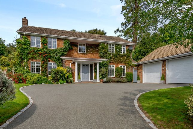 Thumbnail Detached house for sale in Stoatley Rise, Haslemere, Surrey