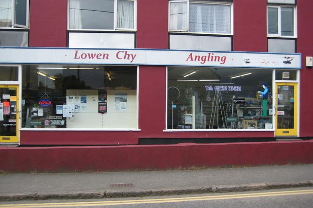 Retail premises for sale in 67 Clifden Road, St Austell, Cornwall