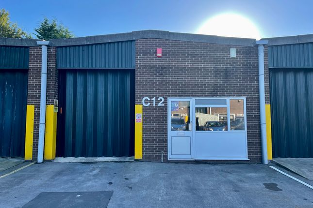 Thumbnail Industrial to let in Unit C12, Erin Trade Centre, Bumpers Farm Industrial Estate, Chippenham