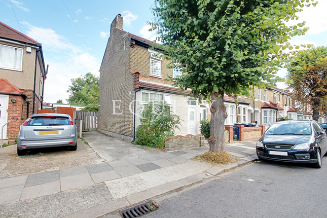 Thumbnail End terrace house for sale in Northfield Road, Enfield