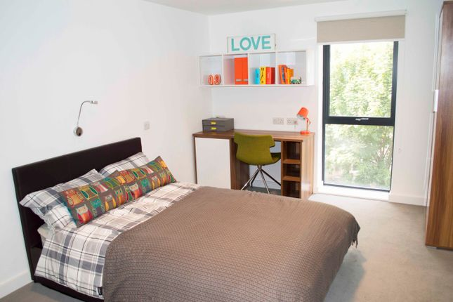 1 bed flat for sale in Austin Hall, Servia Road, Leeds