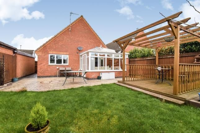 Rear Garden of Donald Close, Thurmaston, Leicester, Leicestershire LE4