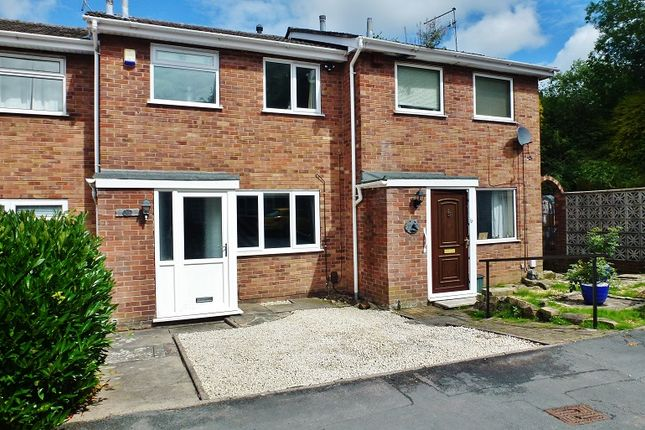 Thumbnail Town house for sale in Frenchmoore Grove, Lightwood, Stoke On Trent