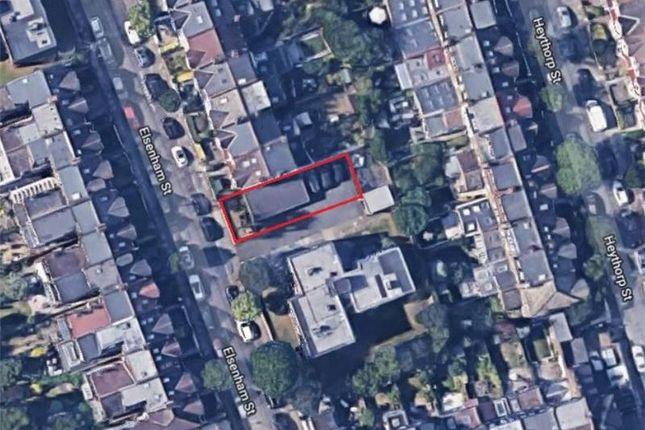 Thumbnail Land for sale in Elsenham Street, London